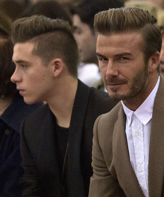 Where Was Harper Beckham At Victoria Beckham's Spring 2016 Fashion Show?