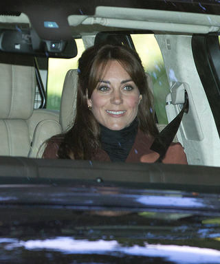 Kate Middleton's Got a New Haircut: Bangs!