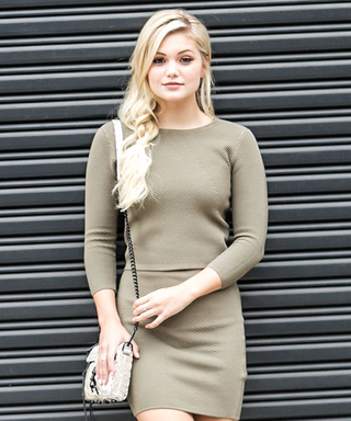 See Olivia Holt's Exclusive Behind-the-Scenes Diary from New York Fashion Week