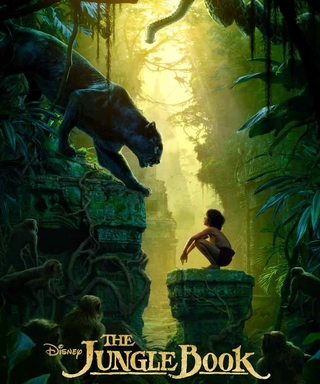 Watch the Full Trailer for Disney's Live-Action Take on The Jungle Book