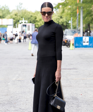 See What InStyle's Fashion Director Melissa Rubini Wore to Day 5 of #NYFW