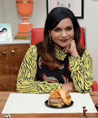 """Mindy Kaling on The Mindy Project's Season 4 Style: Expect """"Daring"""" Maternity Fashion"""