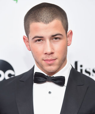 Nick Jonas Shares the Most Awkward Throwback Photo With Miley Cyrus