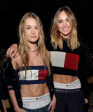 Suki and Immy Waterhouse Explain Why They Didn't Eat Breakfast This Morning