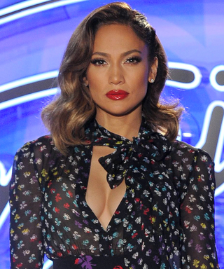 J.Lo Channels '70s Funk with Her Latest American Idol Ensemble