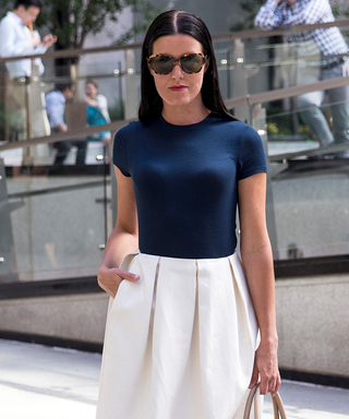See What InStyle's Fashion Director Melissa Rubini Wore to Day 6 of #NYFW