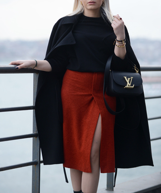 Street Style - Day 1 - Mercedes Benz Fashion Week Istanbul Fall/Winter 2015