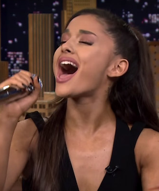 Ariana Grande's Perfect Christina Aguilera Impression Is Unbelievable