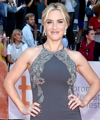 "Kate Winslet: ""I Don't Want to Turn Heads When I Walk Into a Room"""