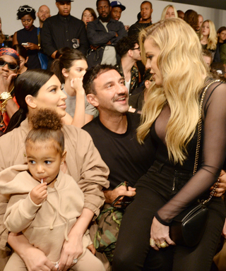North West Makes It Through Kanye West's Second #NYFW Show Without Crying