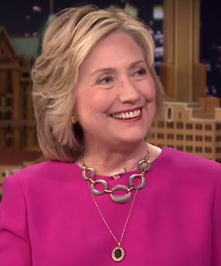 """Hillary Clinton on Meeting Kim Kardashian and Kanye West: """"They Were Just Delightful!"""""""