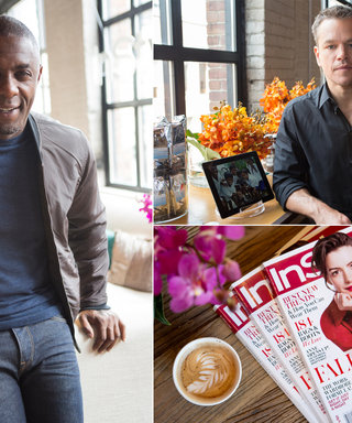 All the Juicy Behind-the-Scenes Scoop at InStyle's Toronto International Film Festival Photo Shoot