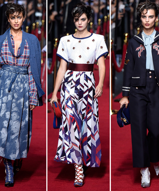 Marc Jacobs's Movie Theater-ThemedRunway Show Starred Kendall Jenner, Bella Hadid, and a Host of Other Famous Faces