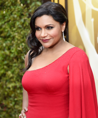 "Mindy Kaling on Her #InnerStyle: ""I Don't Beat Myself Up or Make Apologies"""