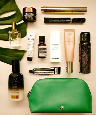 InStyle's Senior Style Editor Reveals Her Beauty Essentials for London Fashion Week