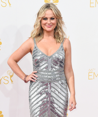 Amy Poehler Is Giving You a Chance to Ask Smart Questions on the Emmys Red Carpet