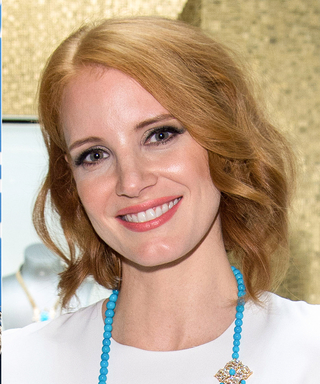 Jessica Chastain Chops Her Hair Into a Bob