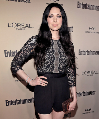 """Laura Prepon's Emmys Look: Get Ready for """"Grandma Chic"""""""