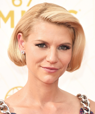 Emmys 2015: The Humidity Inspired Claire Danes' Stunning Faux Bob