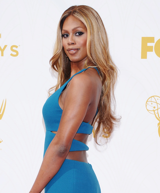 "Laverne Cox Says She Felt Like a ""#ModernBadAss"" at the 2015 Emmys"