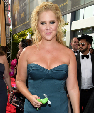 See How Amy Schumer and a Host of Emmys Attendees Managed to Beat the L.A. Heat