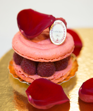 Learn How To Make Laduree's Best-Selling Dessert for Macaron Day
