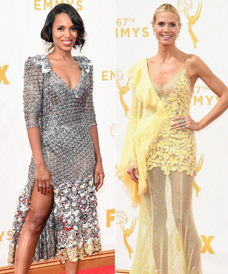 The Top 5 Most Buzzed-About Stars from the 2015 Emmys Red Carpet, According to Facebook