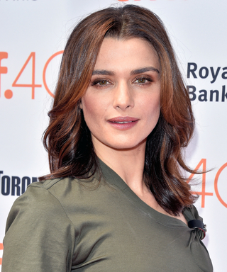 Rachel Weisz Shows How to Wear Nude Lipstick Without Looking Washed Out