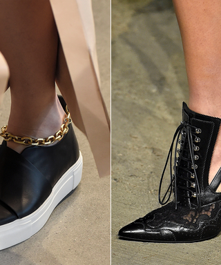 16 of the Most Lust-Worthy Shoes from #NYFW