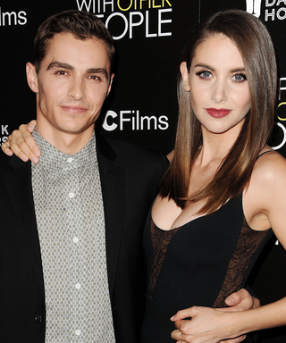 Alison Brie and Dave Franco Are Officially Married