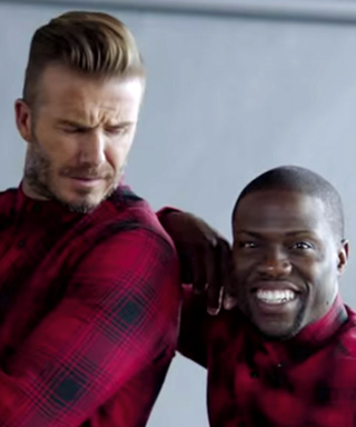 Watch Kevin Hart Try to Be David Beckham in Their New H&M Campaign Trailer