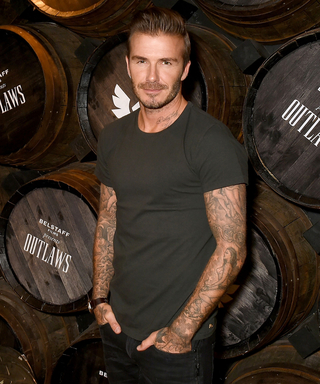 David Beckham Reveals That His 4-Year-Old Daughter Can Run in Heels