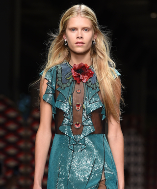 Gucci's Momentum Continues with Alessandro Michele's Eclectic and Intellectual Collection at #MFW