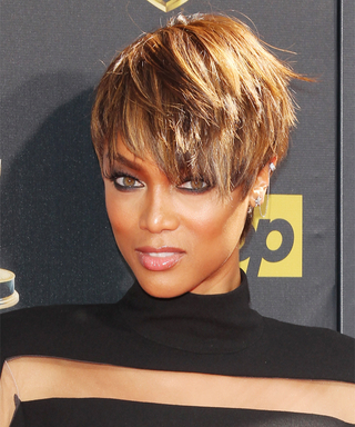 Tyra Banks Teaches a Lesson in Photo Retouching