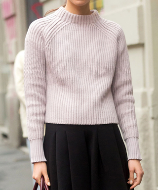 Your Fall Wardrobe Isn't Complete Without a Cozy Cropped Sweater