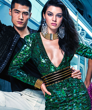 Kendall Jenner and Gigi Hadid Stun in the Star-Studded Balmain x H&M Campaign
