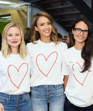 Kristen Bell, Jessica Alba, and More Stars Come Together to Empower Young Mothers