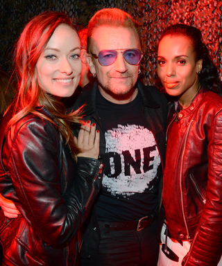 Inside the Global Citizen Festival with Olivia Wilde, Bono, Kerry Washington, and More