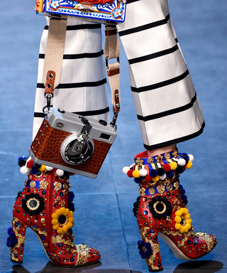 25 Covetable Shoes from #MFW