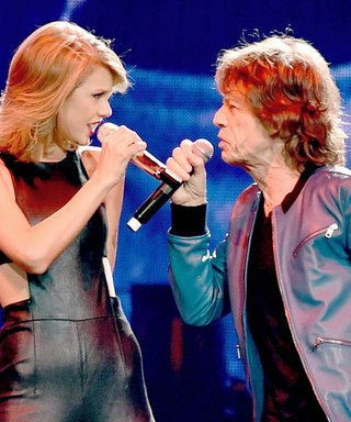 "Watch Mick Jagger Join Taylor Swift in Concert to Perform ""Satisfaction"""