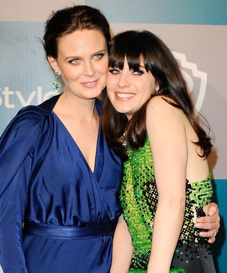 9 of Birthday Girl Emily Deschanel's Sweetest Moments with Sister Zooey