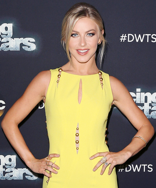 Julianne Hough Did Her Own Makeup for Dancing with the Stars Last Night—Learn Her DIY