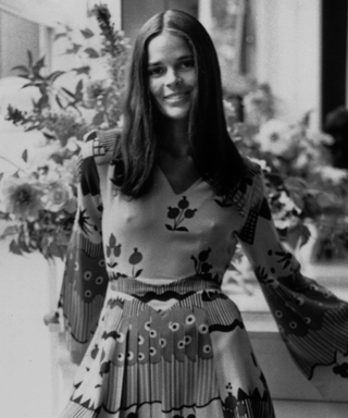 Ali MacGraw | InStyle....