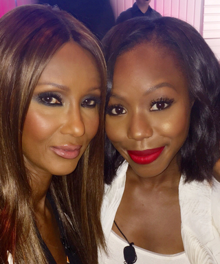 5 Lessons We Learned from Supermodel Iman at The Girls' Lounge Dinner