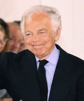Ralph Lauren Steps Down as CEO, Names Old Navy Exec as Successor