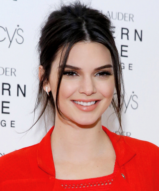 Kendall Jenner Wears a Plunging Sheer Ensemble—See Her Daring Paris Look!