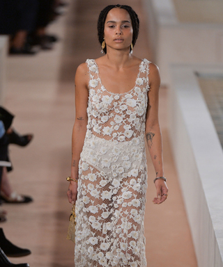 Zoe Kravitz Makes Her Runway Debut at the Balenciaga Spring 2016 Show