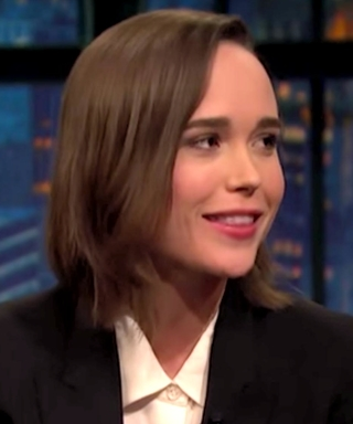 Ellen Page Just Got Some Amazing Acceptance Speech Advice fromSeth Meyers