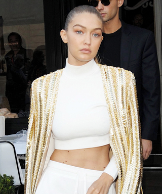 6 Style Lessons by Gigi Hadid on How to Wear Sweatpants Out in Public
