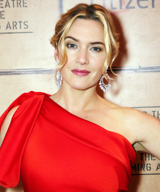 Kate Winslet Tells Lancôme Not to Photoshop Out Her Wrinkles in Campaign Images
